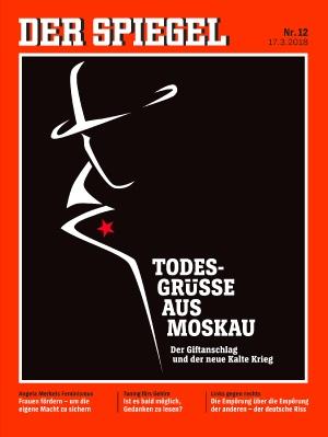 Spiegel-Cover Heft 12-2018